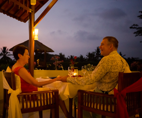 romantic dinner 1