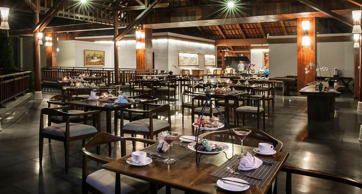 Wana Rasa Restaurant & Lounge